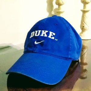 Duke adjustable fit baseball cap hat by Nike